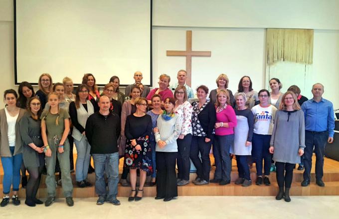 IV edycja szkolenia katechetów i nauczycieli dzieci w Szkole Sobotniej