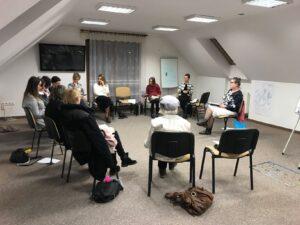 Warsztaty terapeutyczne dla kobiet