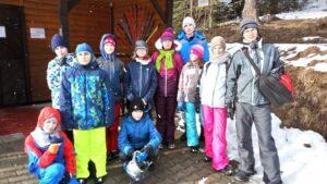 Śnieżne ferie z Misją Młodzieży